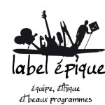 Logo en-tête Label Epique