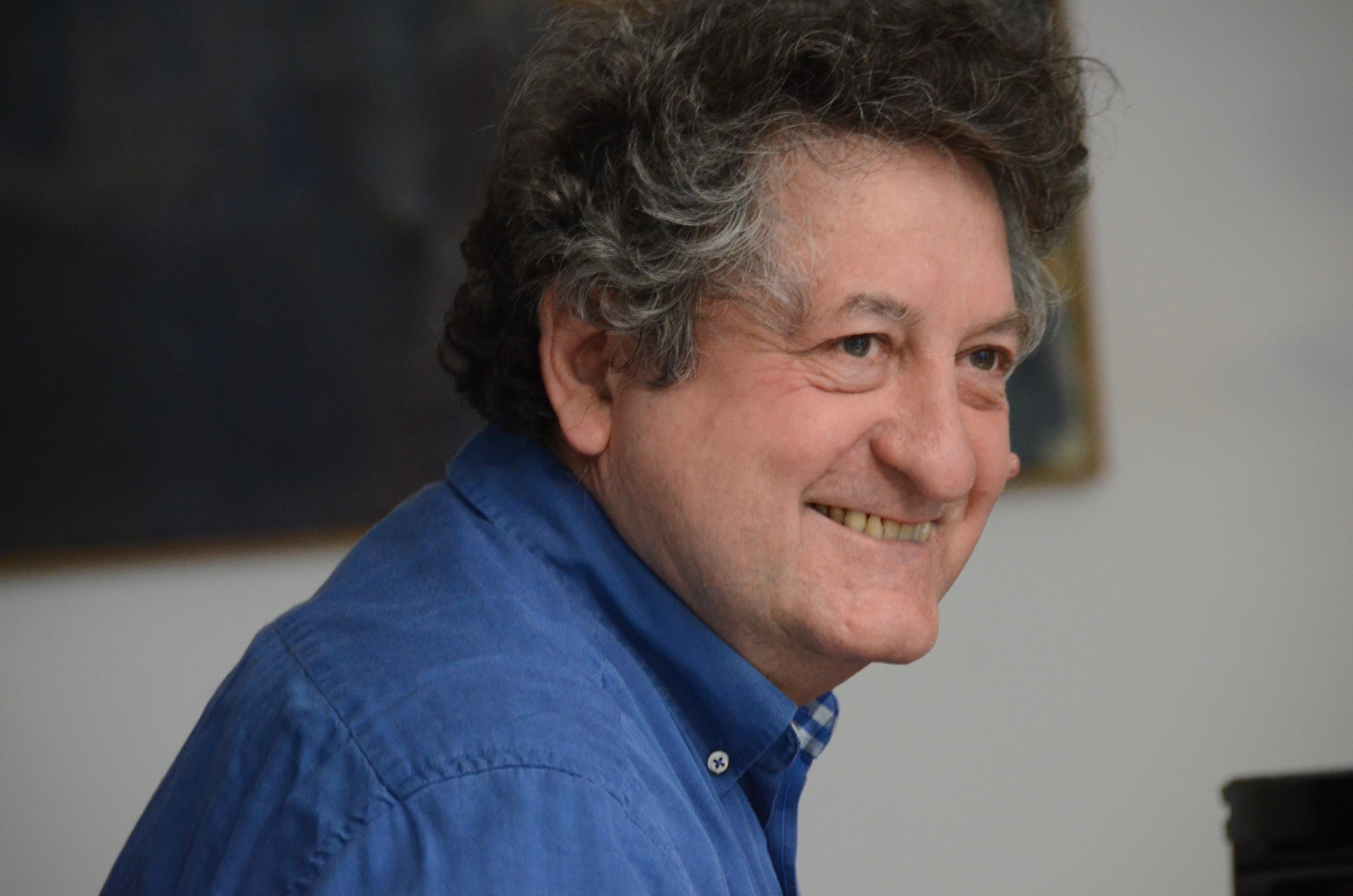 Bernard Desormières, pianist
