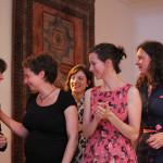 Michele Troise, Fany Mary, Marion Taran, Sandrine Nicolas, Helene Seretti