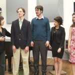 Michele Troise, Ian Scott, Daniel Fridley, Monica Rodriguez, Laurel Mehaffey