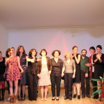 Chanter Autrement concert -- Atelier de la Main D'Or, Paris